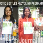 Plastic Bottles Recycling Program at Mumbai