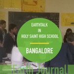 EarthTalk in Holy Saint High School