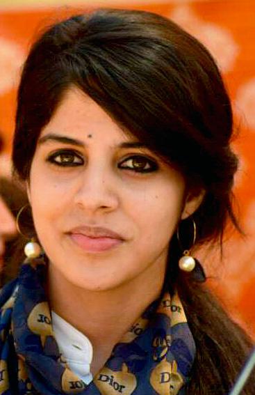 Aaisha Syed Earth5R