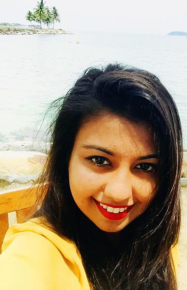 Asna Arif Amity College Earth5R