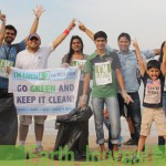 ENVIRONMENTAL AWARENESS AND BEACH CLEAN UP AT JUHU MUMBAI