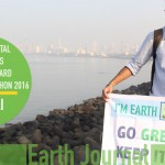 Environmental Awareness at the Standard Chartered Mumbai Marathon 2016