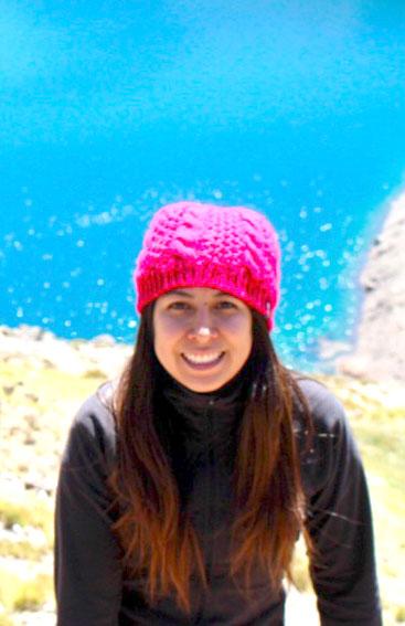 Andrea Fung Earth5r AISEC Esan University Lima