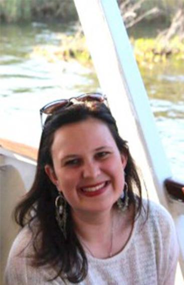Libby Ballou Earth5r AIESEC University of Georgia, Athens, USA
