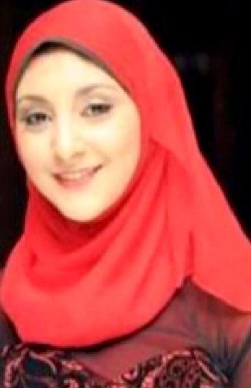 sahar Hossam Earth5R AIESEC Cairo University faculty of Egypt
