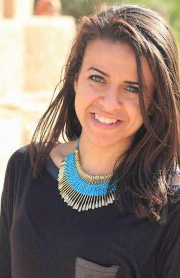 sandra solliman Earth5R , University of Cairo