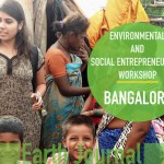 Environmental Awareness Workshop at Byappanahalli Slum, Bangalore