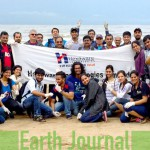 Coastal Cleanup at Juhu Beach by Hexaware Technologies