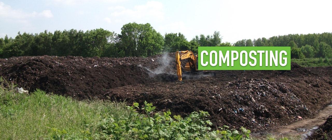 Composting at Mumbai by Earth5R
