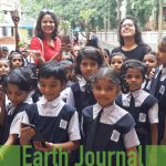 GARDENING + UPCYCLING WORKSHOP AT BMC SCHOOLS IN MUMBAI