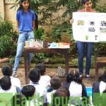 UPCYCLING GARDEN AT MUMBAI HIGH SCHOOL