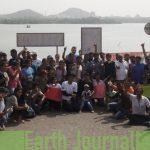 UPDATE ON POWAI LAKE CLEANUP