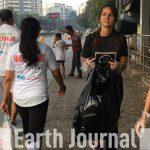 India's first zero-waste city Marathon with Mumbai Environmental Organisation Earth5R