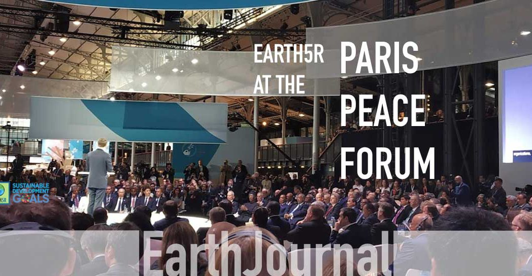 Paris-Peace-Forum-ACT-Global-Putin-Merkel-Saurabh-Gupta-9-Earth5R-Environmental-NGO-Mumbai-India-Paris-Malta