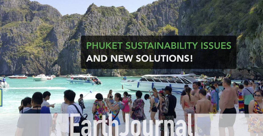 Phuket Earth5R Sustainability Ecotourism Waste