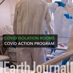 COVID ISOLATION ROOMS- COVID ACTION PROGRAM BY EARTH5R