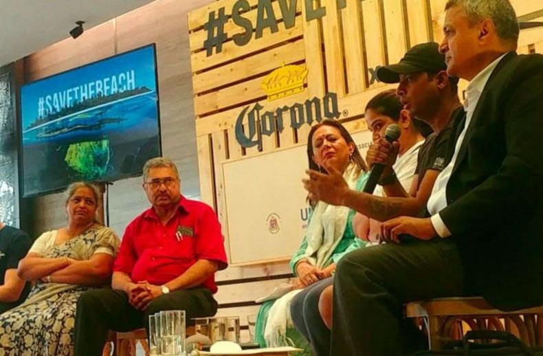 Campaign Corona Saurabh Gupta Mumbai India Environmental NGO Earth5R CSR