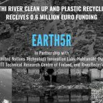 MUMBAI MITHI RIVER CLEAN UP AND PLASTIC RECYCLING PROJECT RECEIVES 0.6 MILLION EURO FUNDING