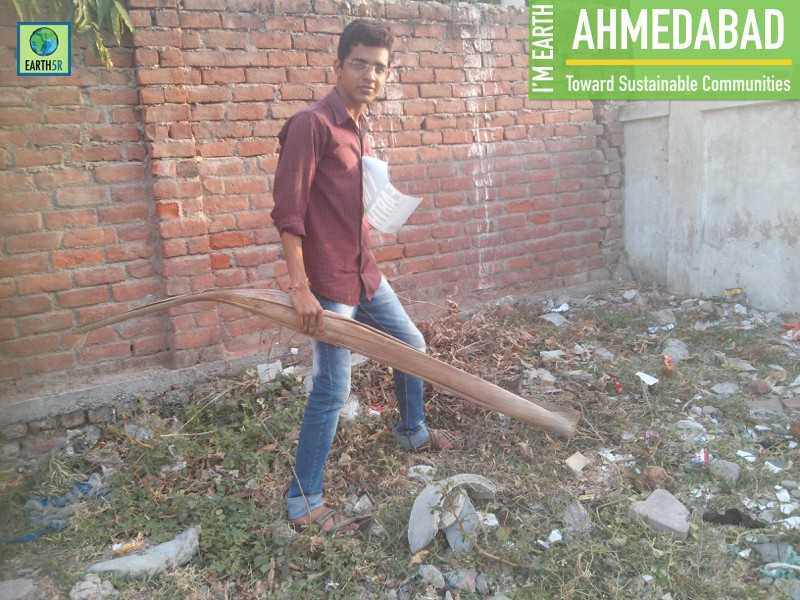 Ahmedabad Cleanup Drive Mumbai India Environmental NGO Earth5R