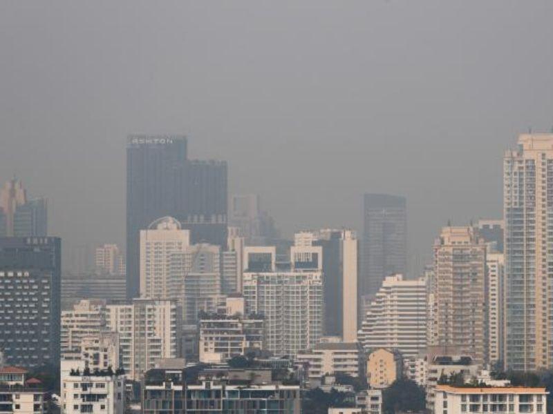 Air Pollution Bangkok Circular Economy Mumbai India Environmental NGO Earth5R