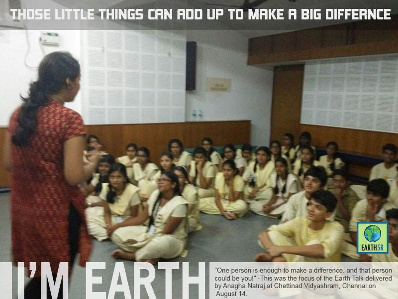 Awareness Climate Change Chennai Mumbai India Environmental NGO Earth5R