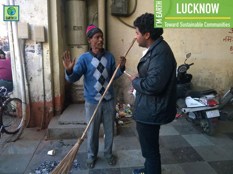 Awareness Lucknow Mumbai India Environmental NGO Earth5R