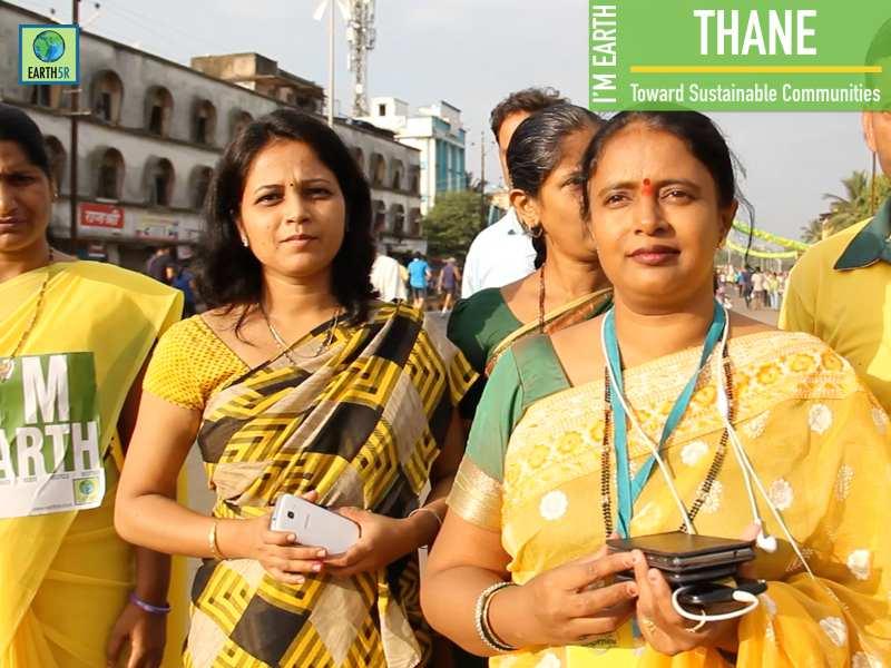 Awareness Program Community Vasai Virar Mumbai India Environmental NGO Earth5R