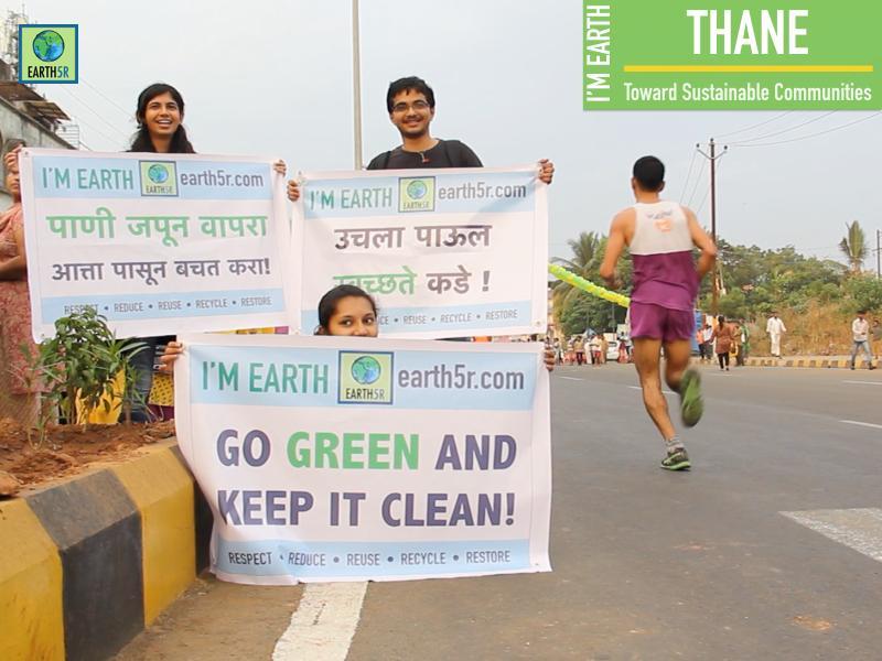 Awareness Program Volunteer Vasai Virar Mumbai India Environmental NGO Earth5R
