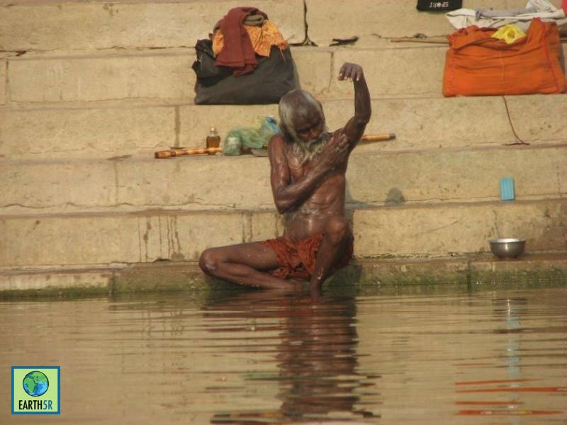 Awareness Sustainability Ganga Varanasi Mumbai India Environmental NGO Earth5R