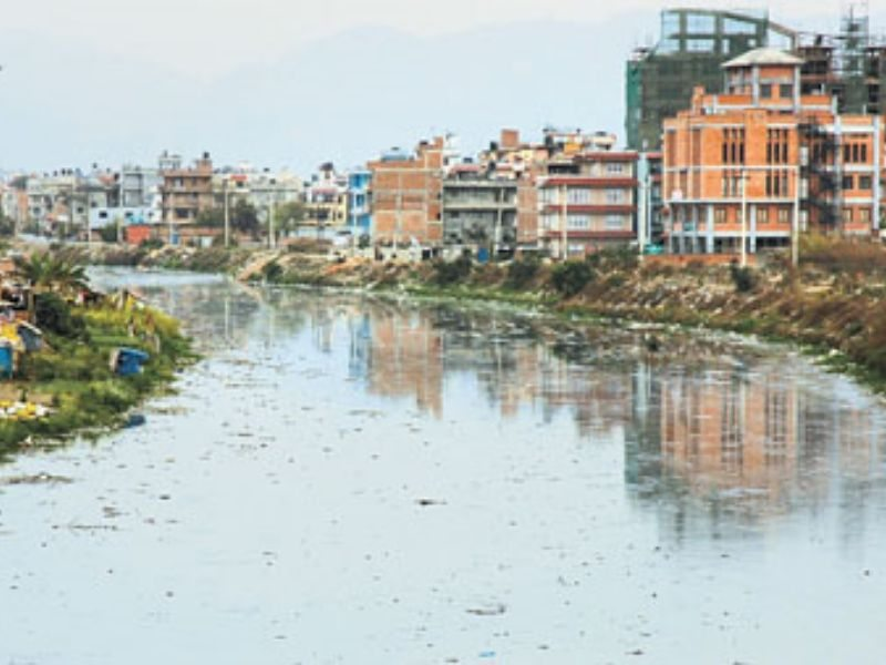 Bagmati River Kathmandu Pollution Circular Economy Mumbai India Environmental NGO Earth5R