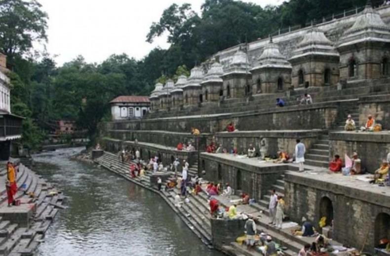 Bagmati River Kathmandu Pollution Mumbai India Environmental NGO Earth5R