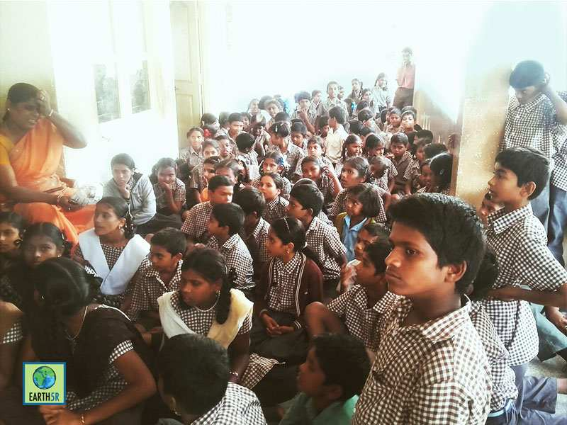 Bangalore Awareness Workshop Upcycling Mumbai India Environmental NGO Earth5R