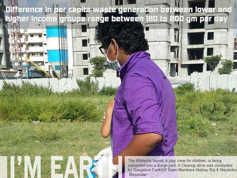 Bangalore Clean Up Mumbai India Environmental NGO Earth5R