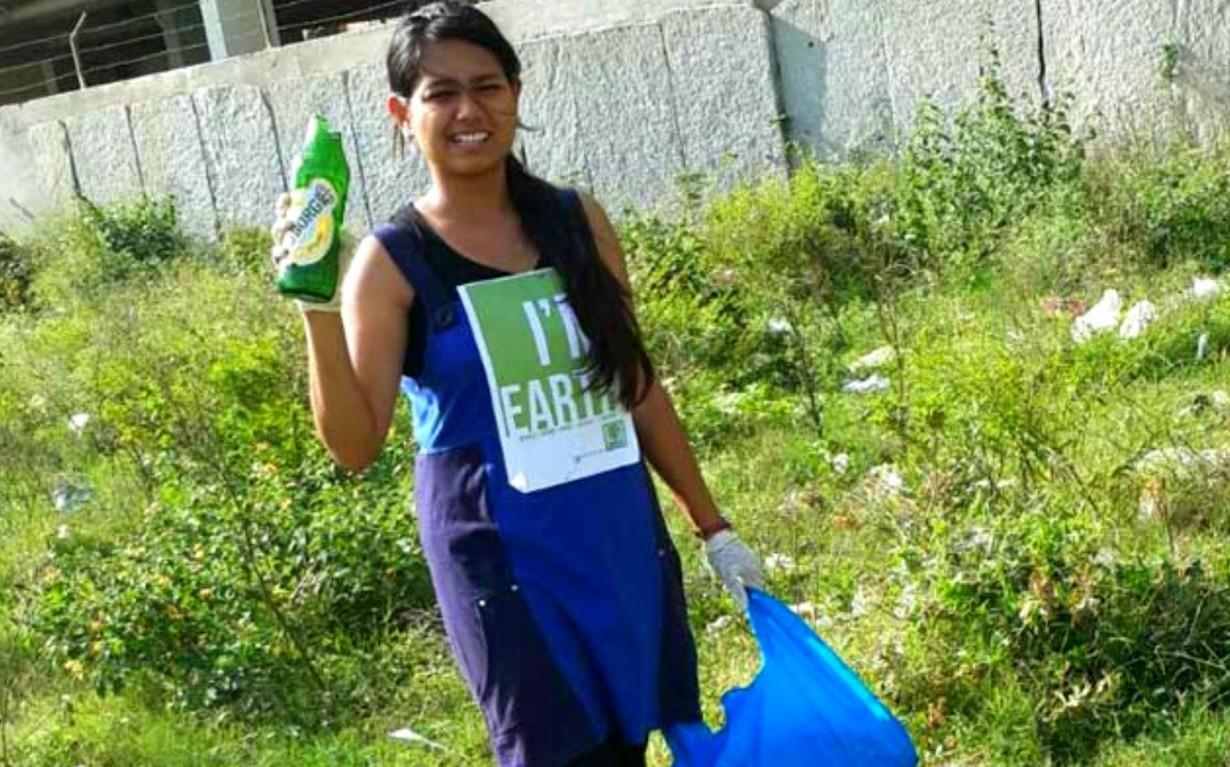 Bangalore Clean Up Volunteer Mumbai India Environmental NGO Earth5R