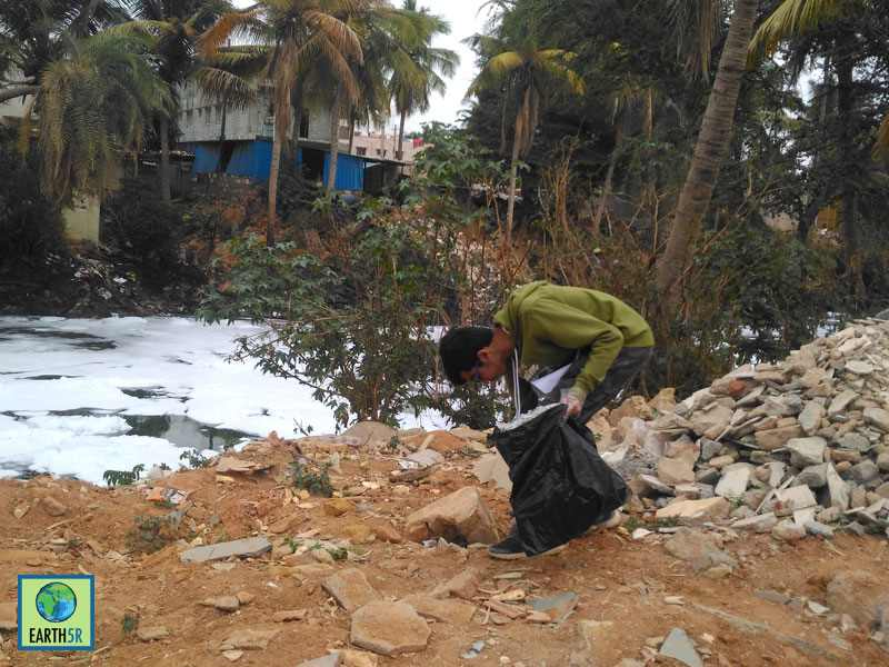 Bangalore Clean up Mumbai India Environmental NGO Earth5R