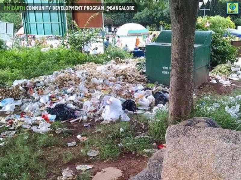 Bangalore Clean up drive waste Mumbai India Environmental NGO Earth5R
