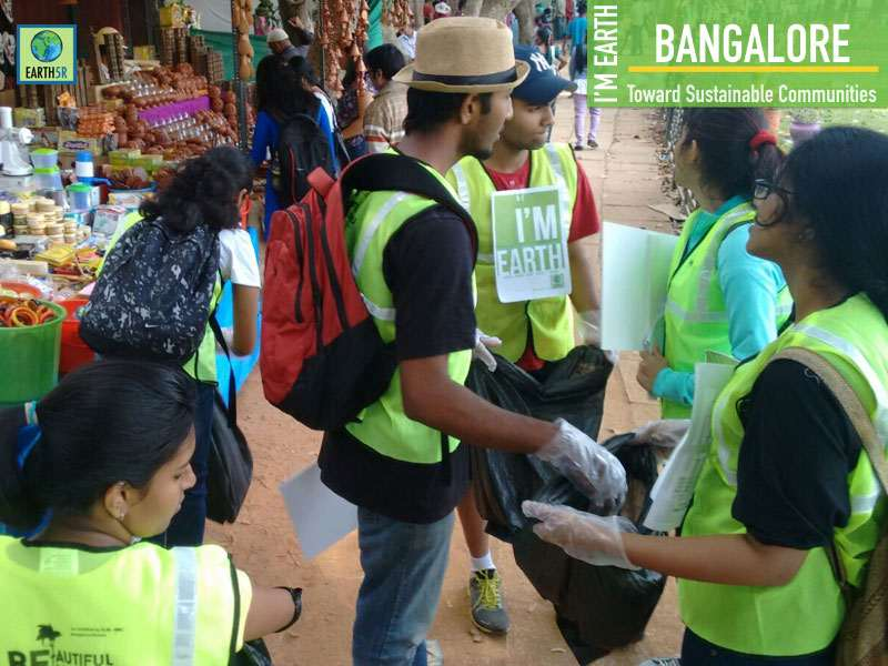 Bangalore Community Development Rain Water Harvesting Earth5R Mumbai India Environmental NGO