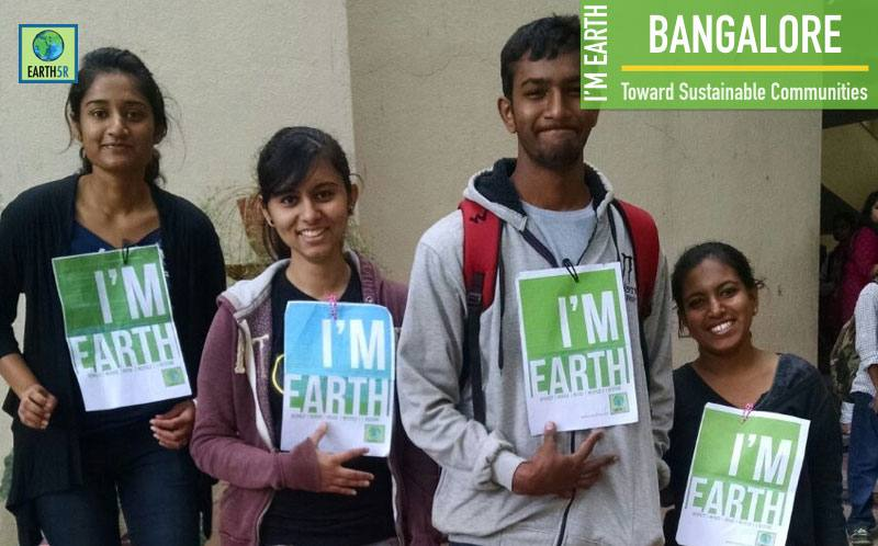 Bangalore E-Waste Recycling Volunteer Earth5R Mumbai India Environmental NGO