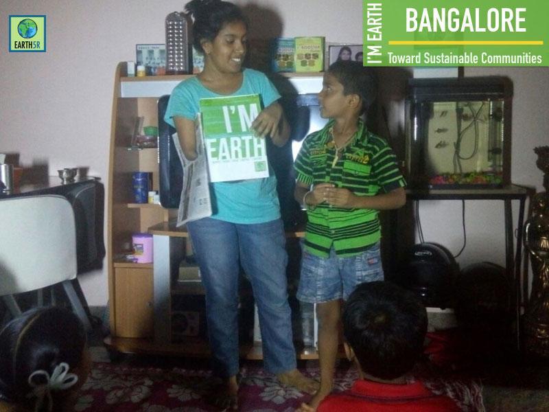 Bangalore Earth5R Waste Management Awareness Mumbai India Environmental NGO