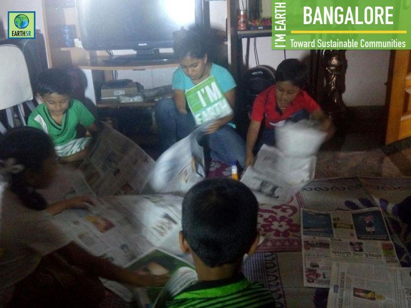 Bangalore Earth5R Waste Management Awareness Upcycling Mumbai India Environmental NGO