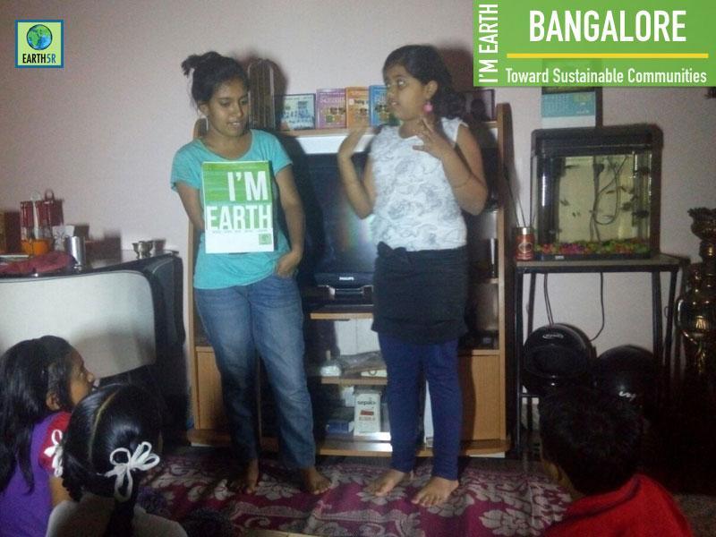 Bangalore Earth5R Waste Segregation Awareness Recycling Mumbai India Environmental NGO