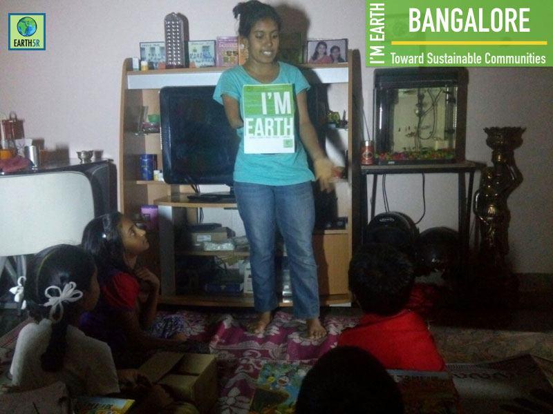 Bangalore Earth5R Waste Segregation Awareness Upcycling Mumbai India Environmental NGO