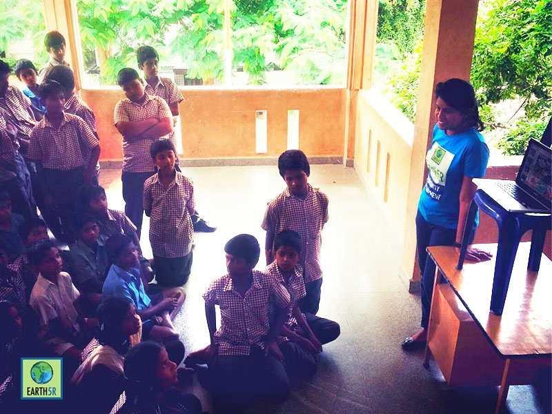 Bangalore Environmental Awareness Workshop Mumbai India Environmental NGO Earth5R
