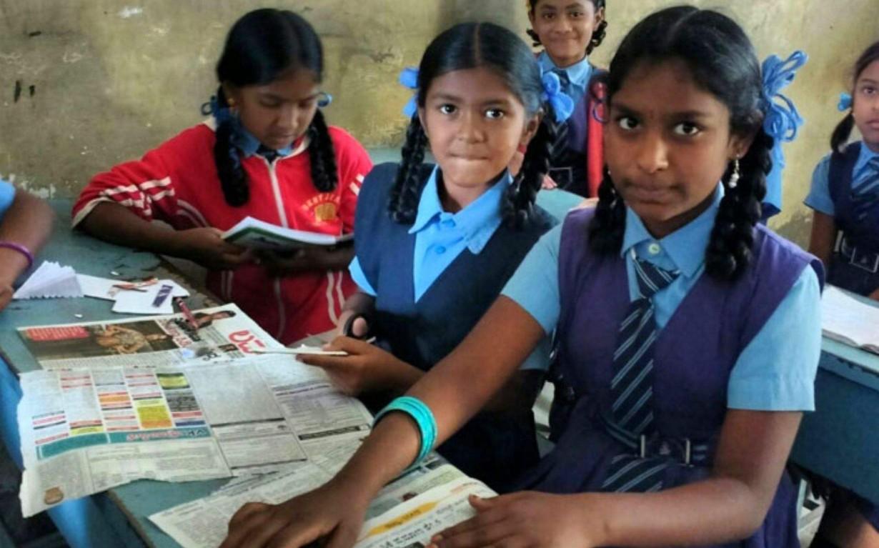 Bangalore Environmental Awareness Workshop School Children Mumbai India Environmental NGO Earth5R