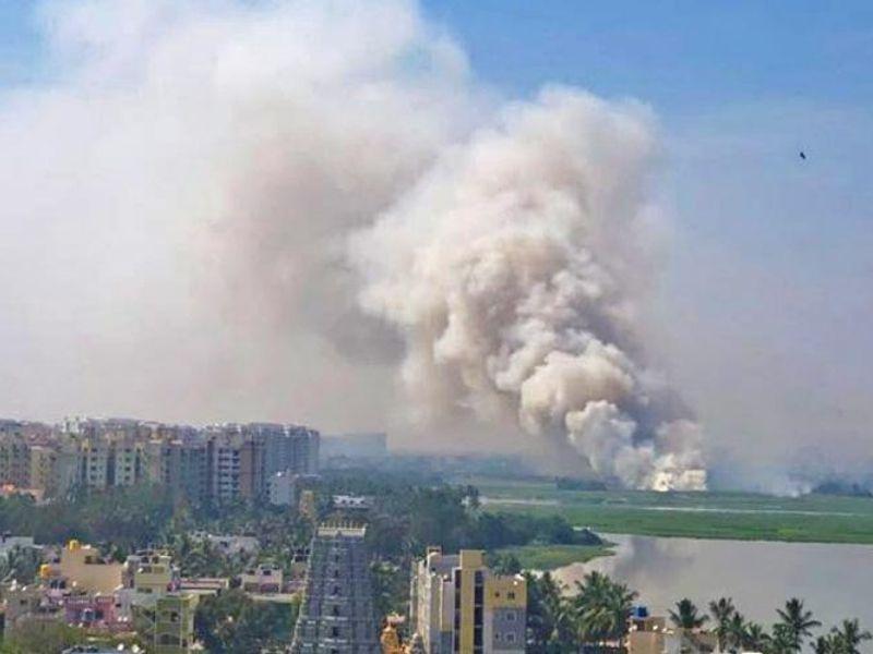 Bangalore Environmental Education air pollution Mumbai India Environmental NGO Earth5r