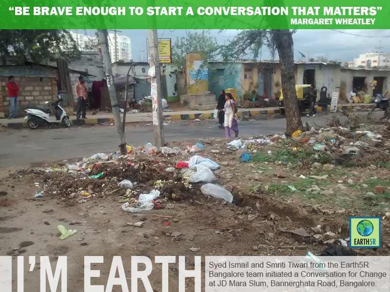 Bangalore Waste Management Mumbai India Environmental NGO Earth5R