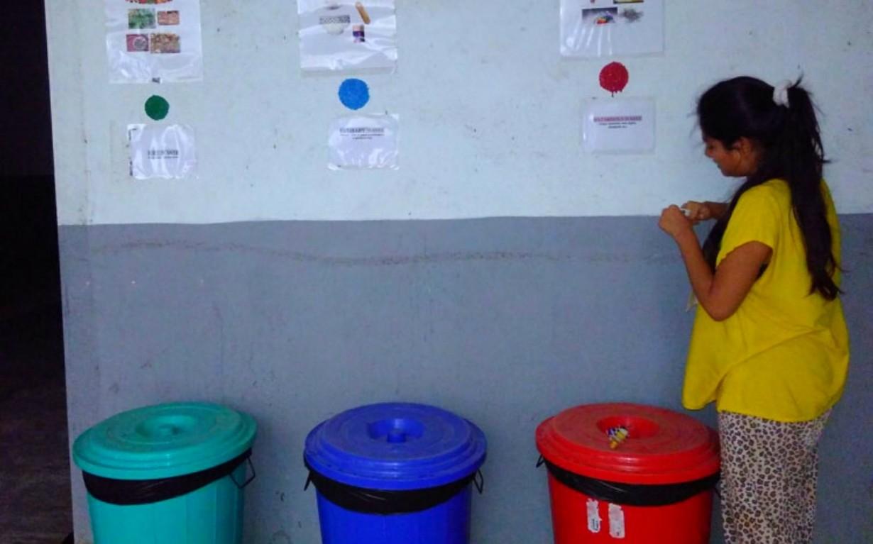 Bangalore Waste Segregation Building Mumbai India Environmental NGO Earth5R