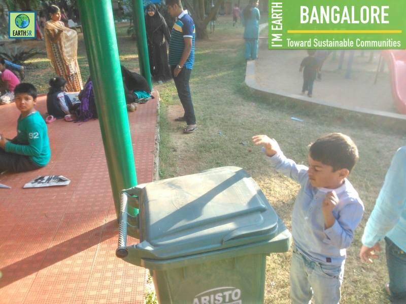Bangalore Waste Segregation Community Workshop Earth5R Mumbai India Environmental NGO