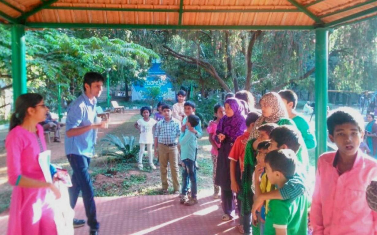 Bangalore Waste Segregation Recycling Workshop Earth5R Mumbai India Environmental NGO