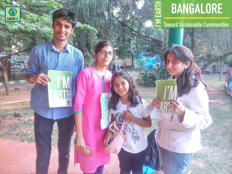 Bangalore Waste Segregation Workshop Earth5R Mumbai India Environmental NGO